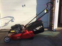 "Cobra RM46SPH 18"" cut Self-Propelled Rear Roller Petrol Lawn Mower"