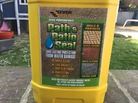 unopend 25 litre drum of block paving sealent