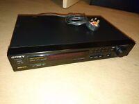 Sony ST-S311 Tuner Deck