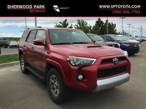 2014 Toyota 4Runner TRAIL EDITION 4X4