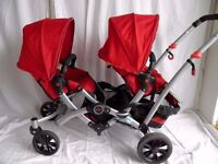 Contours Optima Double Pushchair