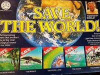Game save the world