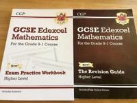 GCSE Maths Music Textiles Revision Guide Workbook