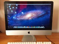 Apple iMac 2011/ i5 2.7Ghz / 10 GB Ram / 500 GB / Amd Radeon 6770M Graphics Desktop Computer PC