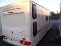 2008 AVONDALE DART 556/6BERTH FIXED BUNKS