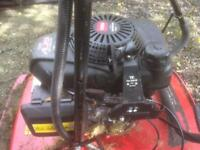 Toro Hoverpro mower garden hover flymo