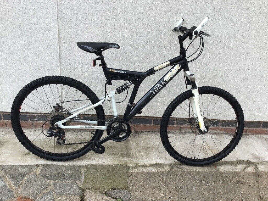 Trax Fearless mountain bike Adults 26 in's wheels 21 speed gears 19 in  Aliminium frame | in Eastwood, Nottinghamshire | Gumtree