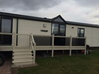 luxury park holiday home at Havens SETON SANDS luxury golf village.