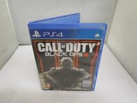 PLAYSTATION 4 TITLE: CALL OF DUTY BLACK OPS III PEGI: 18