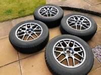 Suzuki grand vitara alloy wheels and tyres