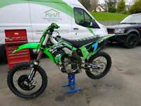 Rd road legal registered kxf px