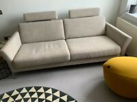 Bo Concept Marseille sofa £1,100 London W8