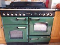 Rangemaster 110 classic cooker,