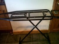 Ironing Board - Black Metal - No Cover
