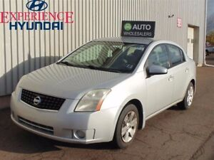 2008 Nissan Sentra 2.0 THIS WHOLESALE CAR WILL BE SOLD AS-TRADED