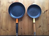 Le Creuset Frying Pans