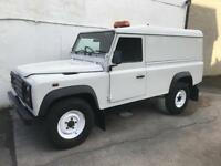 Land Rover defender td5 110 , unabused example