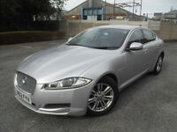 Jaguar XF D Luxury Saloon Auto Diesel 0% FINANCE AVAILABLE