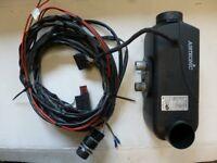 Eberspacher d2 12volt diesel heater