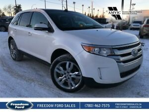 2014 Ford Edge Leather, Navigation, Sunroof