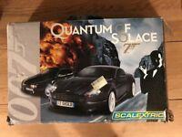 Quantum of Solace Scalextric Full size