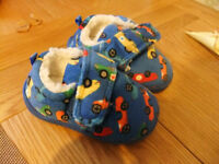 Toddler Slippers Size 6 New With Tags