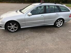 Mercedes C220 automatic sports edition diesel