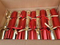 Christmas crackers box of 60