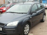 FORD FOCUS 1.6 LX LOW MILES 90K 5DR HATCHBACK 2006 REG