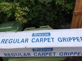 Stikatak carpet Grippers