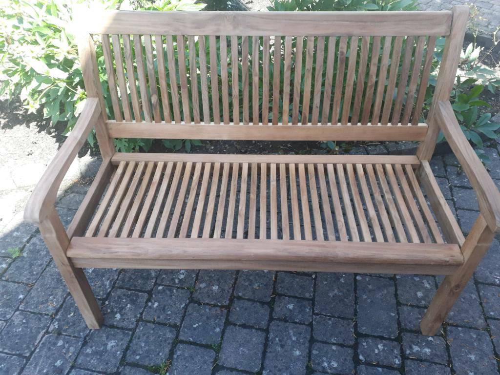 Cool Unused New Two Seat Garden Bench In Longlevens Gloucestershire Gumtree Beatyapartments Chair Design Images Beatyapartmentscom