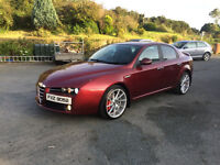 Alfa Romeo 159 2.4 2.0v diesel 215bhp (bmw honda audi volvo)