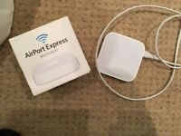 Airport express with warranty!