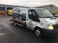 Ford transit recovery 6 speed 80 k