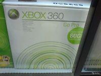 Basically new xbox 360 in original box