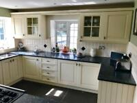 Beautiful Sigma 3 Kitchen + NEFF appliances & granite for sale