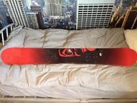 Nitro phantom snowboard