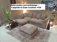 🌺🌺 BEST PRICES🌺🌺 Byron 3 and 2 Sofa Set or Corner Unit - SAME/NEXT DAY DELIVERY!