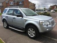 Land Rover Freelander 2 GS TD4 (FULL YEARS MOT) Immaculate Xtrail Vitara Showgun Quashquai Honda CRV