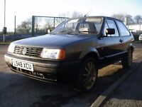 VW POLO MK2 COUPE 1.0 LTR 1993, CLASSIC, MOT, HPI CLEAR, 85K GENUINE MILES, MK1,MK3, MAY P/EX