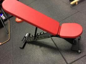 Watson Gym Adjustable Bench
