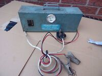 Dual voltage battery charger