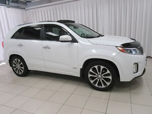 2014 Kia Sorento SX V6 AWD GDI EDTN. HIGH TRIM SUV LOADED WITH F