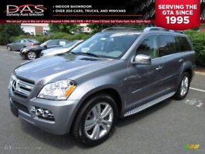 2011 Mercedes-Benz GL-Class 350 BlueTec  NAVIGATION/TV-DVD/SUNRO