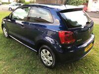 Volkswagen, POLO, Hatchback, 2011, Manual, 1198 (cc), 3 doors
