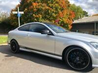 Mercedes C250 CDI AMG Premium Plus Sports Edition