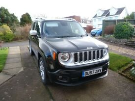 JEEP RENEGADE LIMITED 2.0 DIESEL AUTO