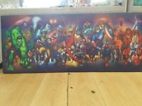 Marvel Canvas