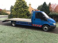 2003 FORD TRANSIT RECOVERY TRUCK 125 350