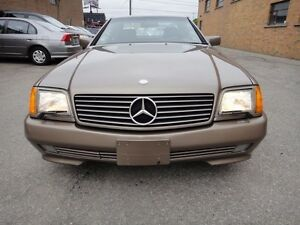 1991 Mercedes-Benz SL500 MINT CONDITION,MUST SEE